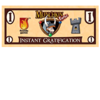 Instant Gratification promo for Munchkin Panic