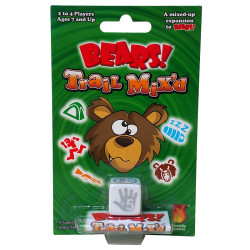 Bears! Trail Mix'd cover