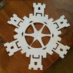 Castle Panic Snowflake photo