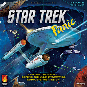 Star Trek Panic Box Cover
