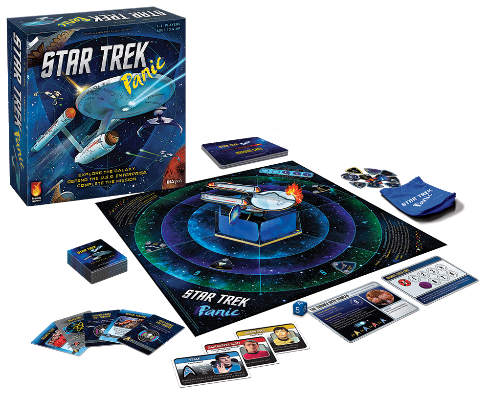 Star Trek Panic complete game