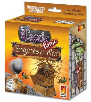 Castle Panic Engines of War (T.O.S.) -  Fireside Games