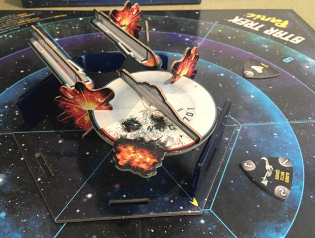 Star Trek Panic The Board Game Family