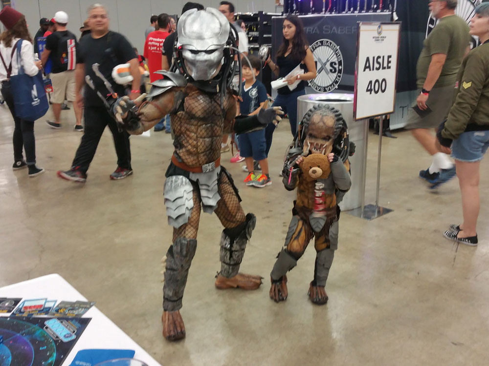 Wizard World Predators