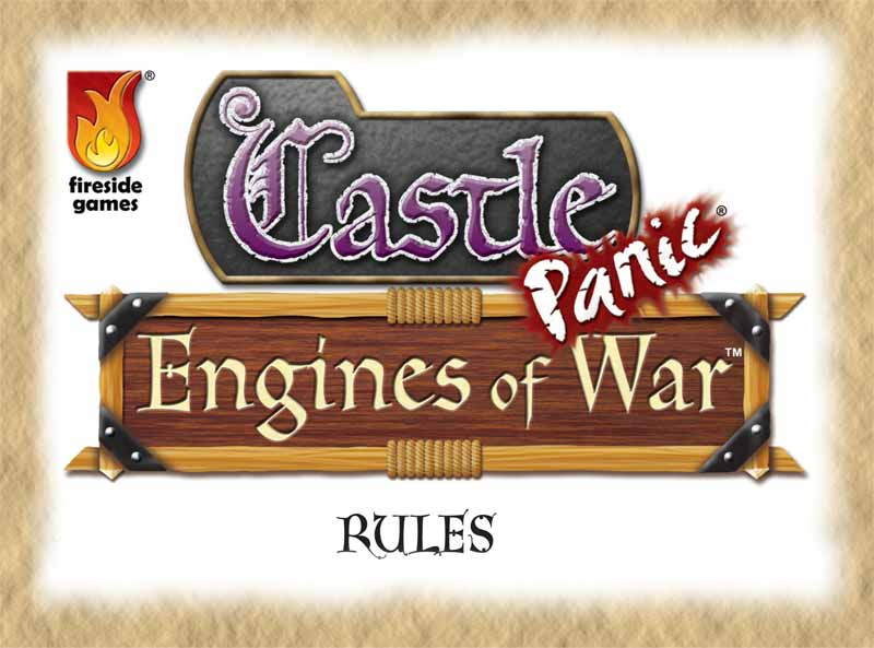 Engines of War Rules
