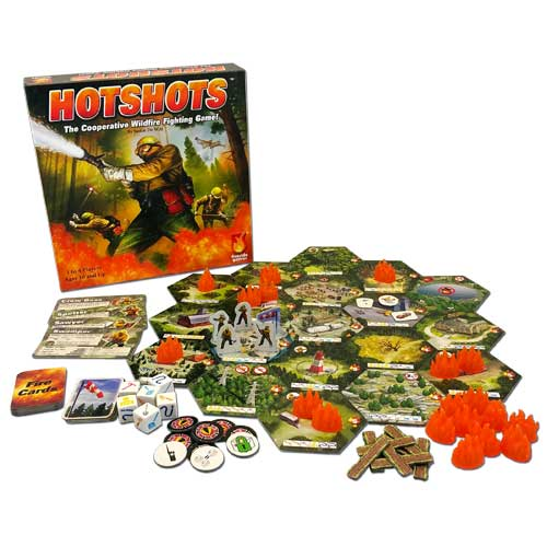 Hotshots All Components