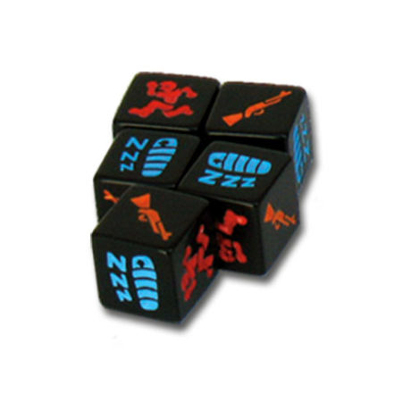 black player dice in Bears!