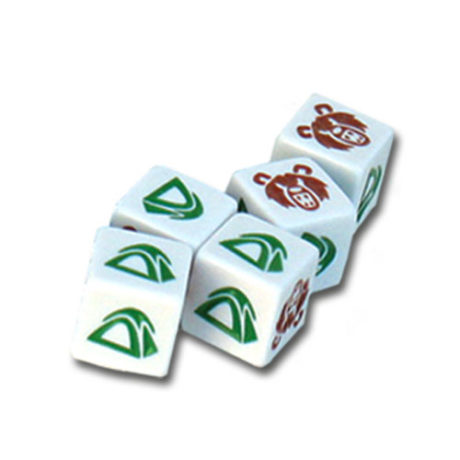 white camp dice in Bears!