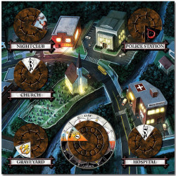 Bloodsuckers game board