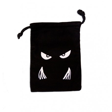 Monster draw bag included in The Wizard's Tower