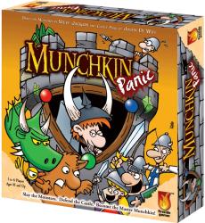 Munchkin Panic game box