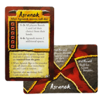 Agranok Level 6 promo card