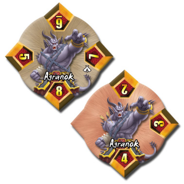 Agronok The Dark Titan token
