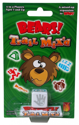 Bears!: Trail Mix'd packaging