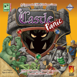 image of Castle Panic game box front cover