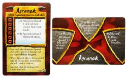 dark titan agranok level 6 promotional card