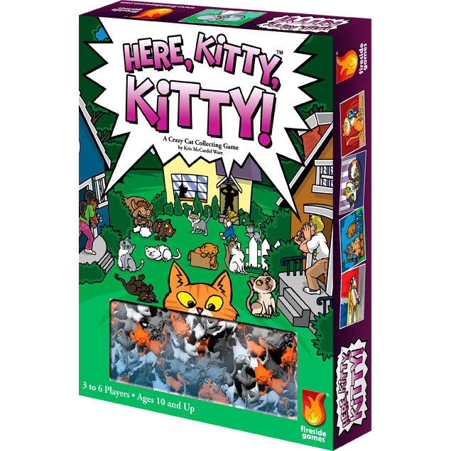 here kitty kitty 3d box