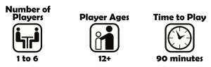 The Wizard's Tower number of players, player ages, and time to play