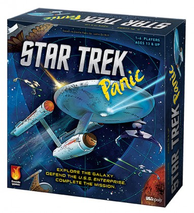Star Trek Panic Box