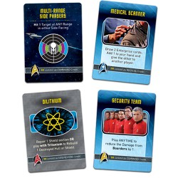 Star Trek Panic Enterprise Cards