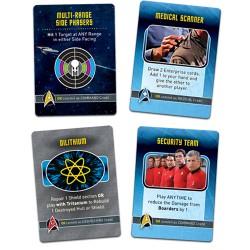Star Trek Panic Enterprise Cards