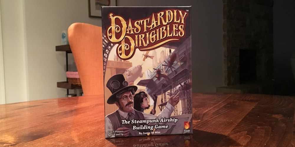 Dastardly Dirigibles reviews GeekDad