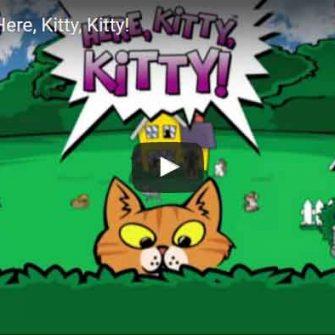 Here Kitty Kitty Video