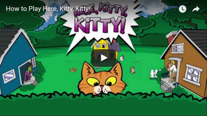 Here Kitty Kitty Video