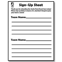 cp eventkit sign up sheet 250x250 fireside games bring fun home