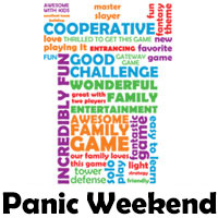 International Panic Weekend 2017