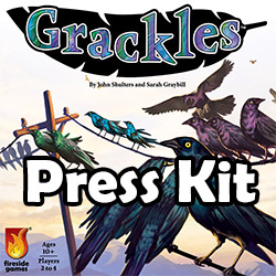 Grackles Press Kit