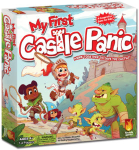 My First Castle Panic Box