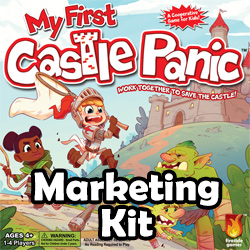 My First Castle Panic Marketing Kit