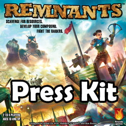 Remnants Press Kit