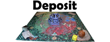 Deposit for Giant Castle Panic