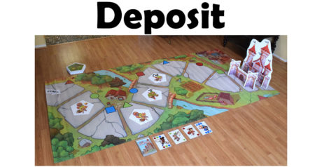 Deposit for Giant My First Castle Panic