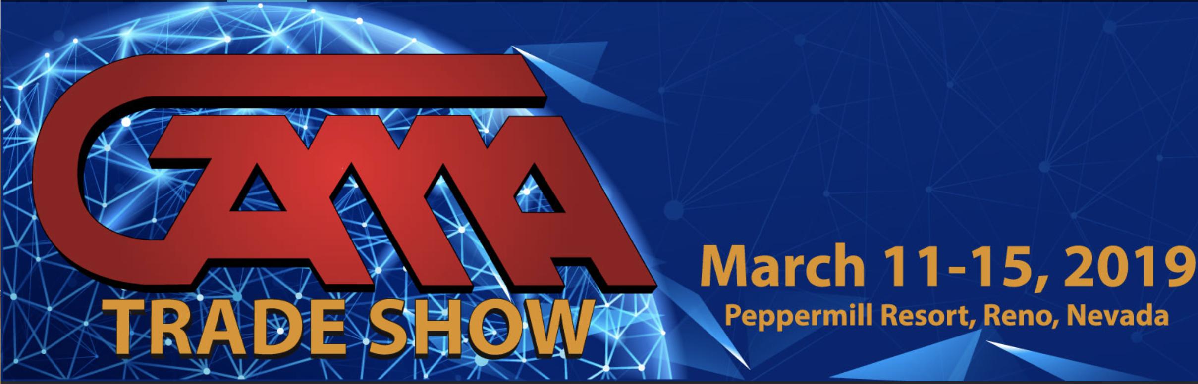 GAMA Trade Show 2019