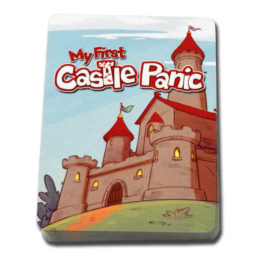 Deck of Castle Panic cards