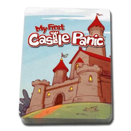 Deck of Castle Panic cards