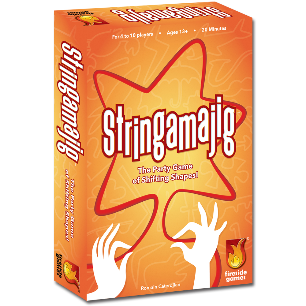 Stringamajig Box Facing right